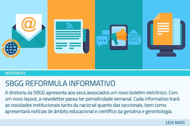 SBGG reformula informativo