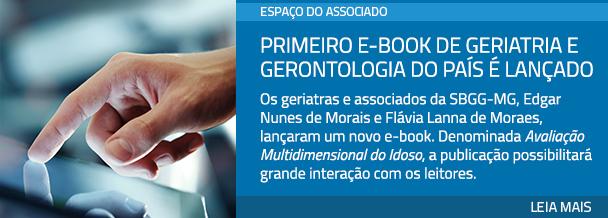 Primeiro e-book de geriatria e gerontologia do País é lançado