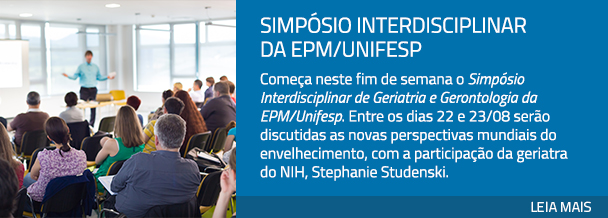 Simpósio Interdisciplinar da EPM/Unifesp