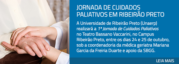 Jornada de Cuidados Paliativos em Ribeirão Preto