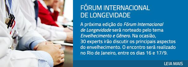 Fórum Internacional de Longevidade