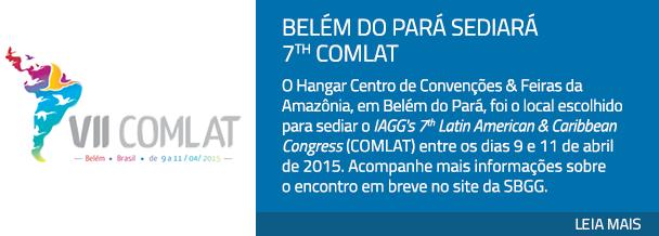 Belém do Pará sediará 7th COMLAT