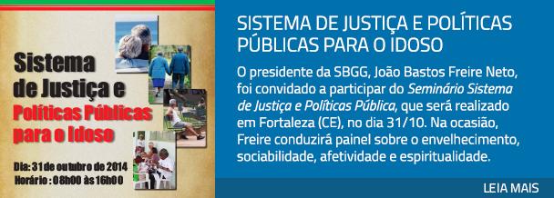 Sistema de Justiça e Políticas Públicas para o Idoso