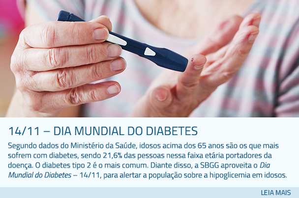 14/11 – Dia Mundial do Diabetes