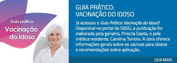 Guia Prático: Vacinação do Idoso