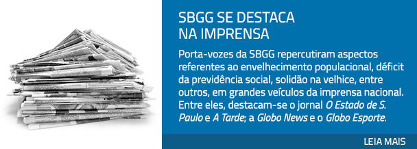 SBGG se destaca na imprensa