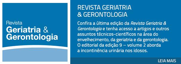 Revista Geriatria & Gerontologia