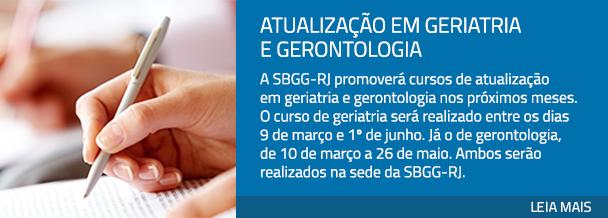 Atualização em geriatria e gerontologia