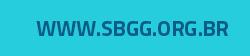 Visite o site da SBGG