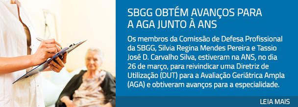 SBGG obtém avanços para a AGA junto à ANS