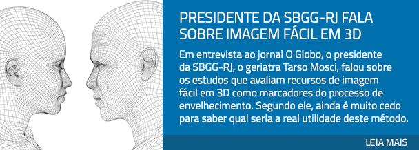 Presidente da SBGG-RJ fala sobre imagem fácil em 3D