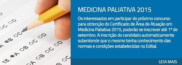 Medicina Paliativa 2015