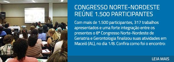 Congresso Norte-Nordeste reúne 1.500 participantes