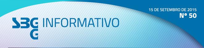 SBGG Informativo - Ed. 50 15 de setembro de 2015