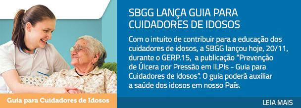 SBGG lança Guia para Cuidadores de Idosos