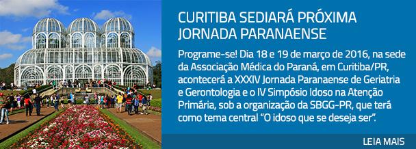Curitiba sediará próxima Jornada Paranaense