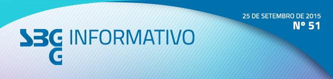 SBGG Informativo - N: 51 - 25 de setembro de 2015