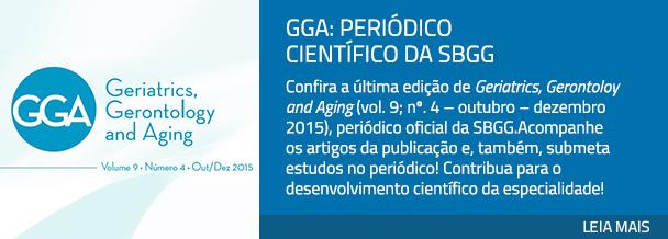 GGA: periódico científico da SBGG