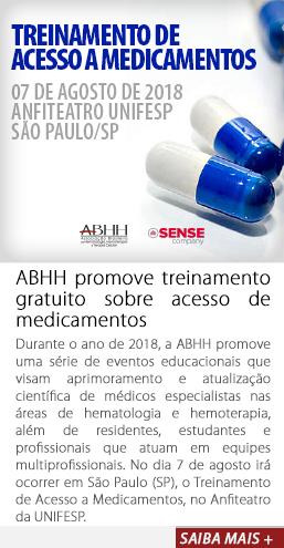 ABHH promove treinamento gratuito sobre acesso de medicamentos