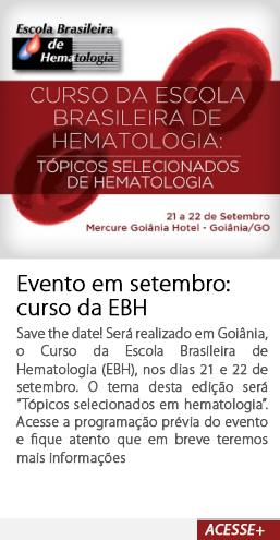 Evento em setembro: curso da EBH