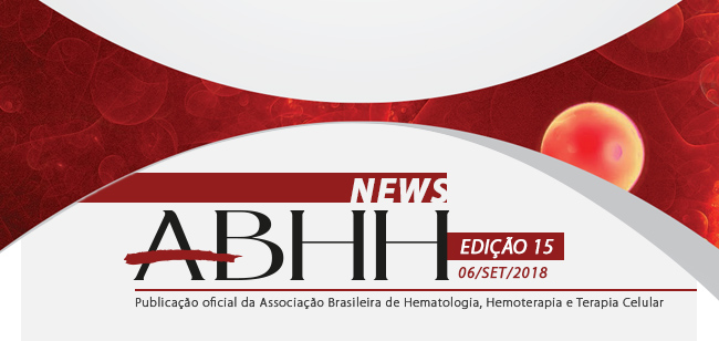 News ABHH - Edição 15 - 06/SET/2018