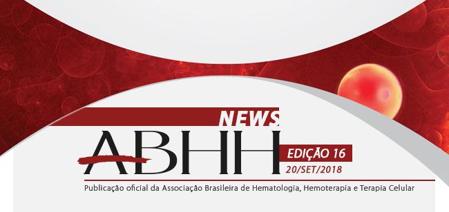News ABHH - Edição 16 - 20/SET/2018