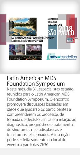Latin American MDS Foundation Symposium